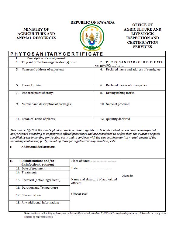Rwanda Trade Portal