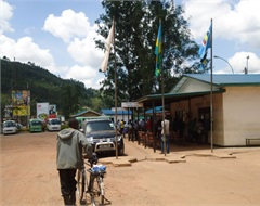 Customs Service Department - Gatuna Office